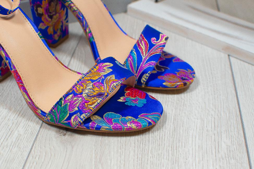 4295ef00a8 zväčšiť obrázok. Akcia. Modré sandále. Modré sandále. Modré sandále