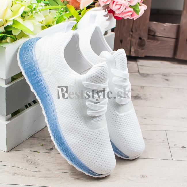 4d59f60ba7 Beststyle.sk -športové bielo-modré tenisky