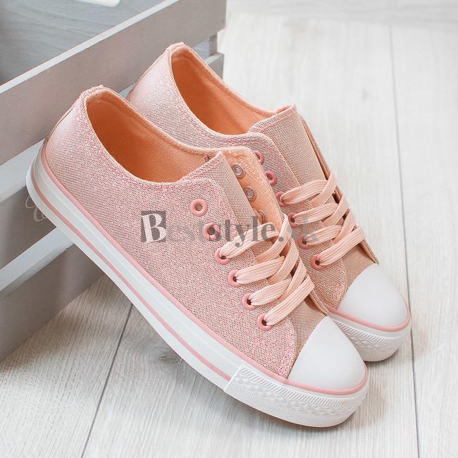 4d6e7fb365 Beststyle.sk -športové ružové tenisky