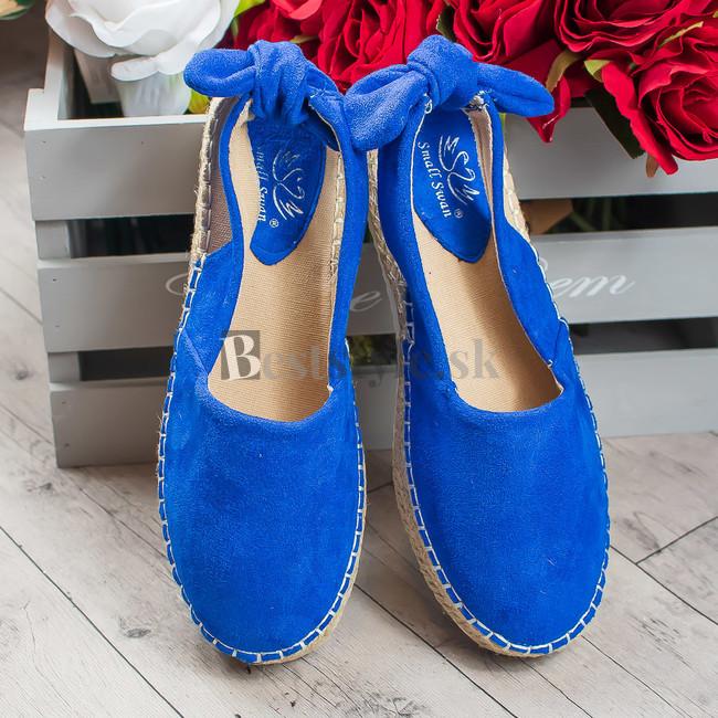 ec7537755e Modré sandále zväčšiť obrázok. Akcia