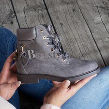 Dámska obuv so zámkom