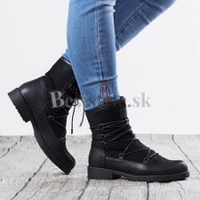 Čierne čižmy