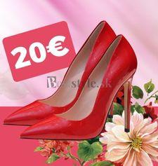 Darčekový poukaz 20 EUR