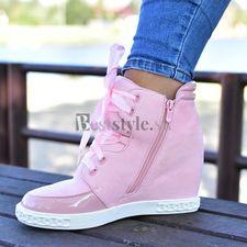 Ružové čižmy