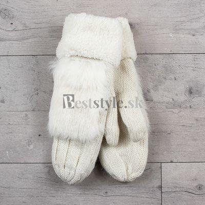 Teplé rukavice