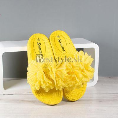 Žlté šlapky