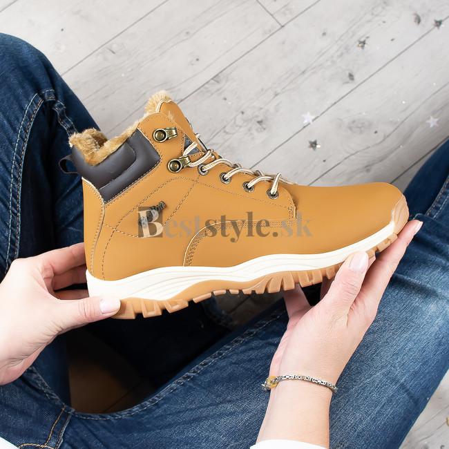 Beststyle.sk-zimná teplá obuv 13cb3742fcb
